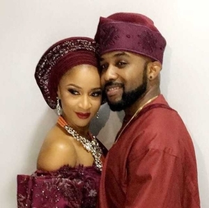 Photos: See Pictures from Banky W and Adesua